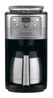 Cuisinart DGB-900BC American Coffee Maker, First Read!